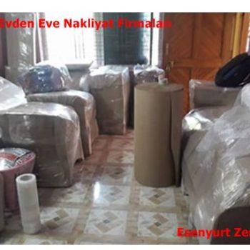 Esenyurt Evden Eve Nakliyat Firmaları