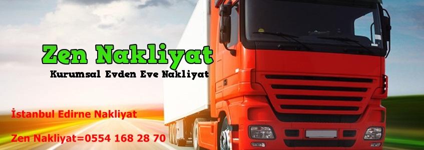 İstanbul Edirne Nakliyat